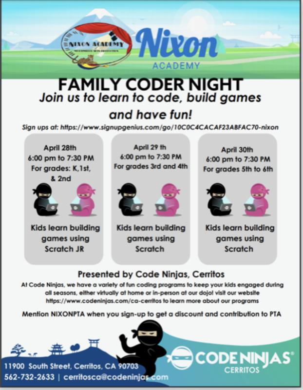 Family Coder Night