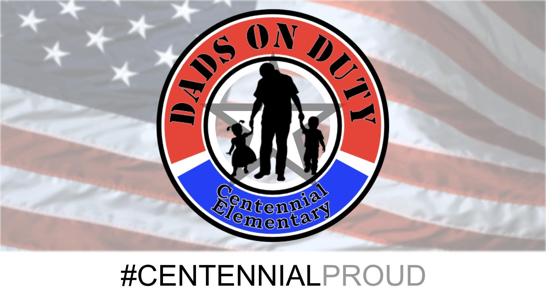 Dads on Duty Logo