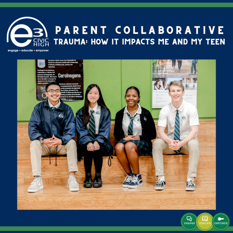 Parent Collaborative: Trauma: How it impacts me and my teen Featured Photo