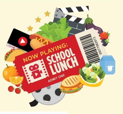 National School Lunch Week Logo
