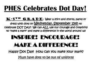 Dot Day info