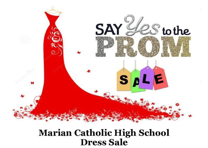 Marian Catholic Dress Resale Featured Photo