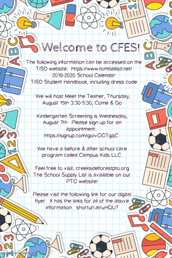 Creekside Forest Elementary