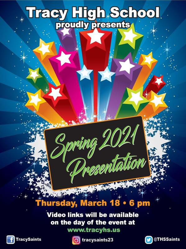 Spring Presentation Flyer