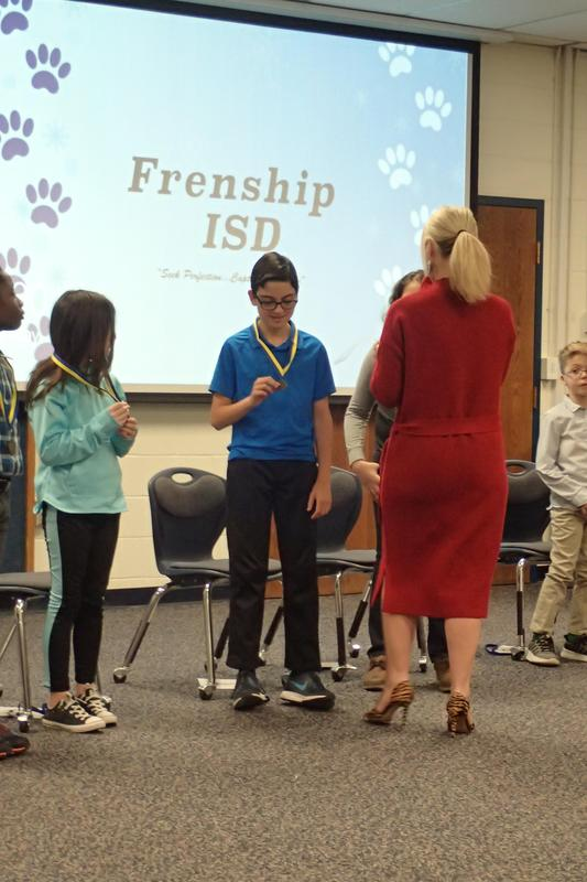 7th Grade District Bee