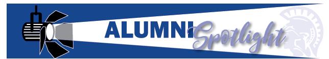 Alumni Spotlight Header Banner