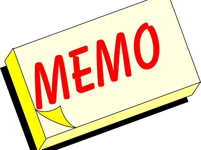 District Memos
