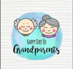 grandparents day icon