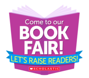 Come to our Book Fair!  Let's raise readers!