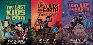 Last Kids on Earth Series