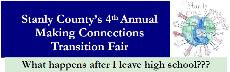 Stanly County's 4th Annual Making Connections Transition Fair Featured Photo