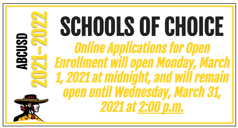 School of Choice information
