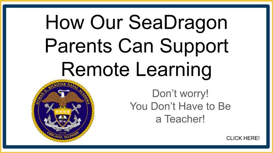 Parent Meeting Information Remote Tips