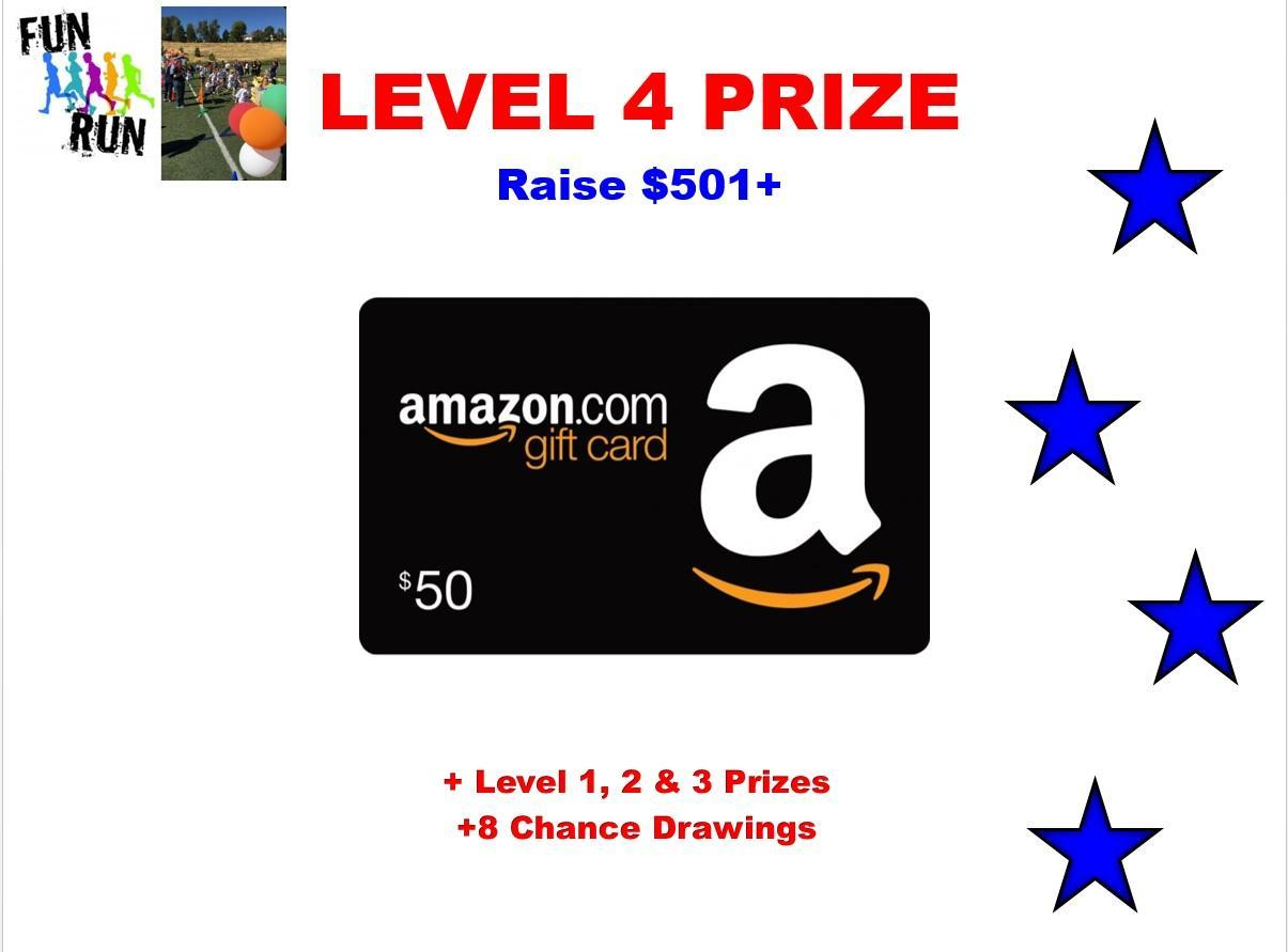 Prize Level 4