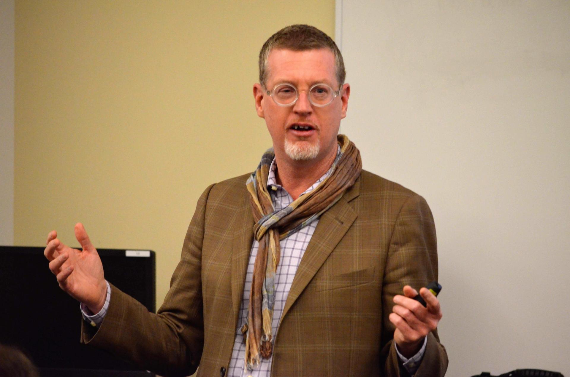 Dr. Alan Daly - UC San Diego