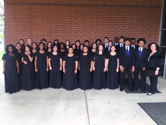 UIL NV Mixed Choir