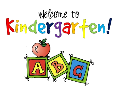 Kindergarten Save the Dates Fall 2021 Featured Photo