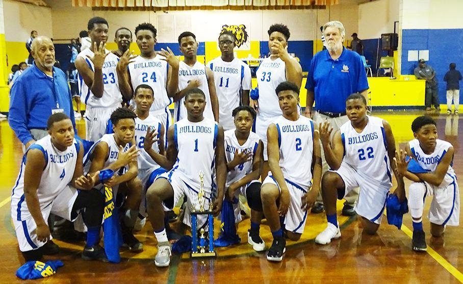 Natchez Middle School Basketball 2018