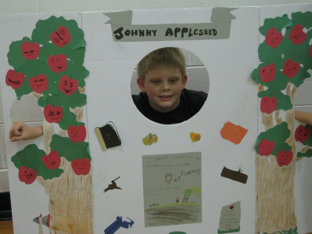 Wax Museum-Johnny Appleseed
