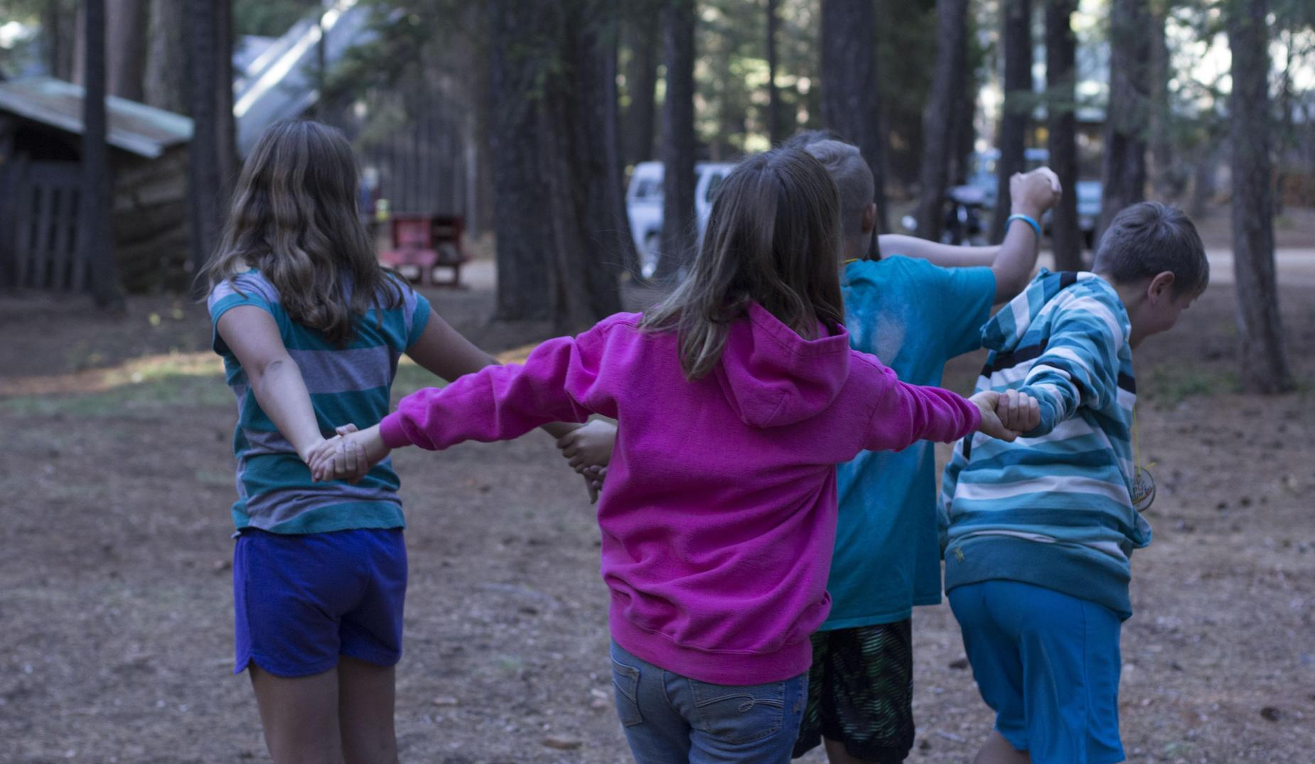Feather River Education outdoor Camp