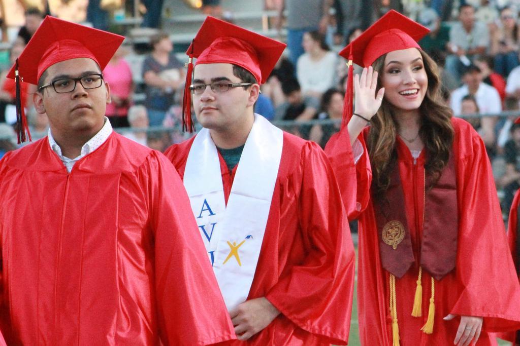2018 victoria east graduates