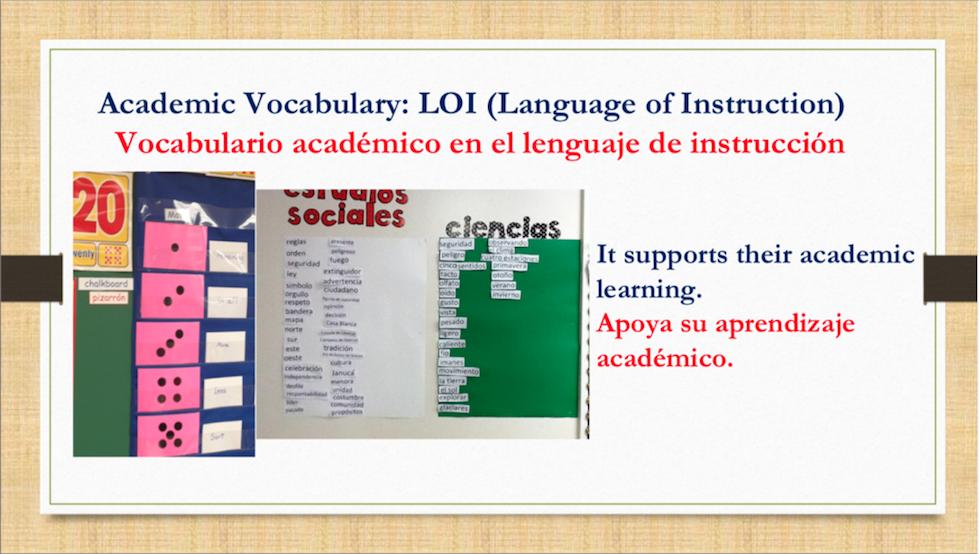 Dual language 11