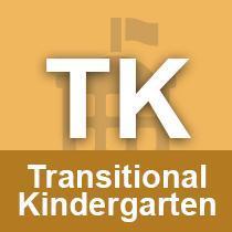 Transitional Kindergarten button