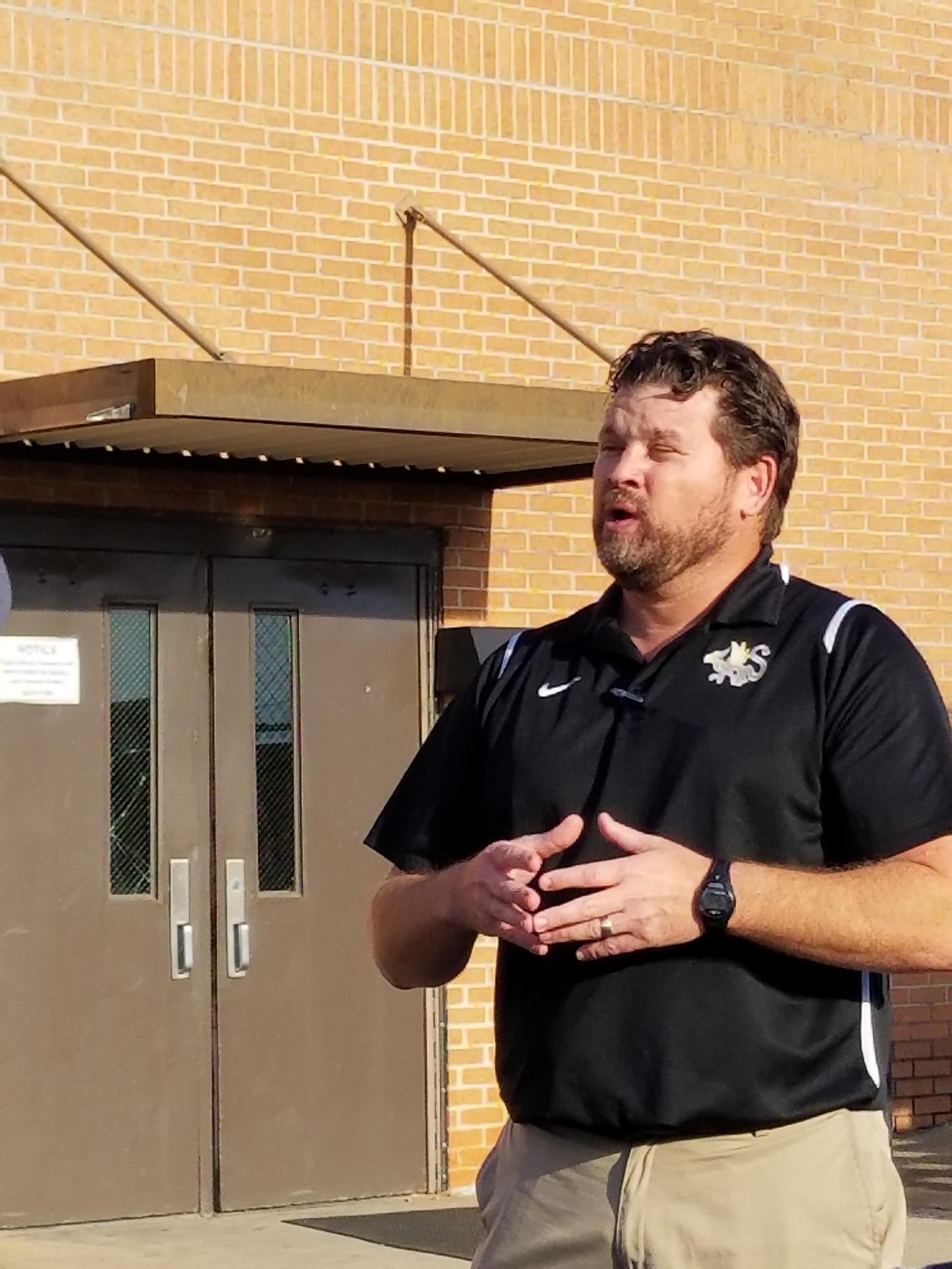 Coach Wilkins