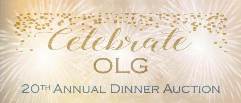 20th Annual Dinner Auction - Celebrate OLG Thumbnail Image