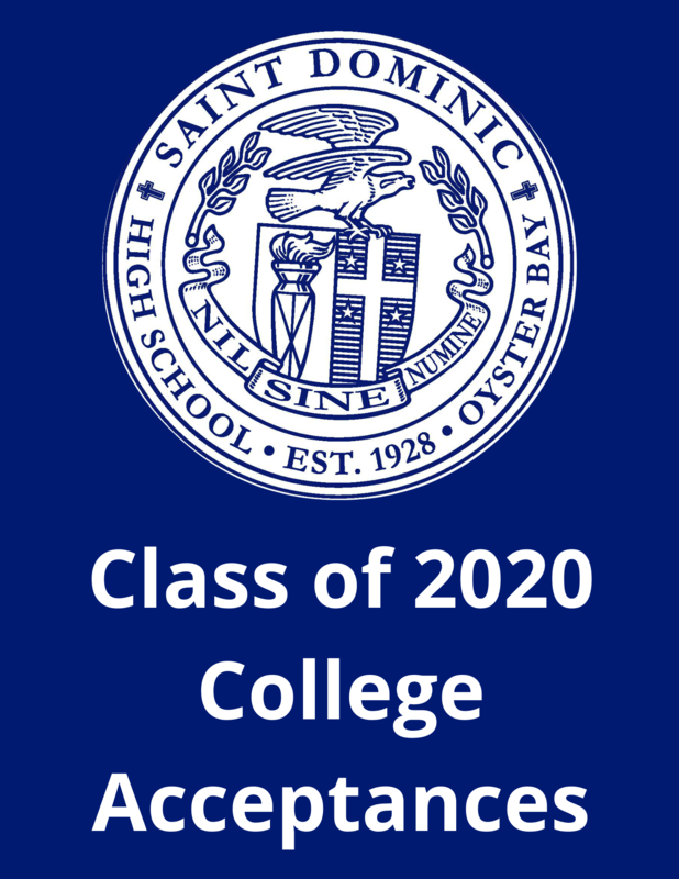 Congratulations to the Class of 2020 on Their College Acceptances! Featured Photo