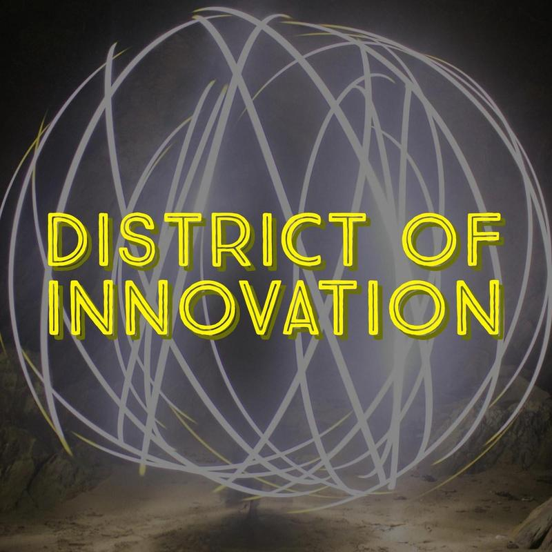 District of Innovation Graphic