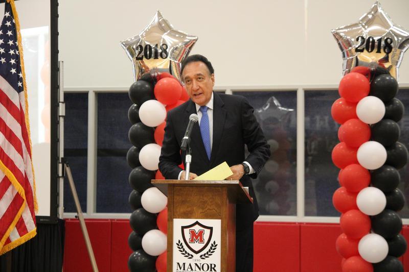 MISD Convocation Features School Spirit Contest, Guest Speaker Henry Cisneros Thumbnail Image