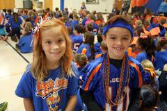 Homecoming at Eagle Lake School Image