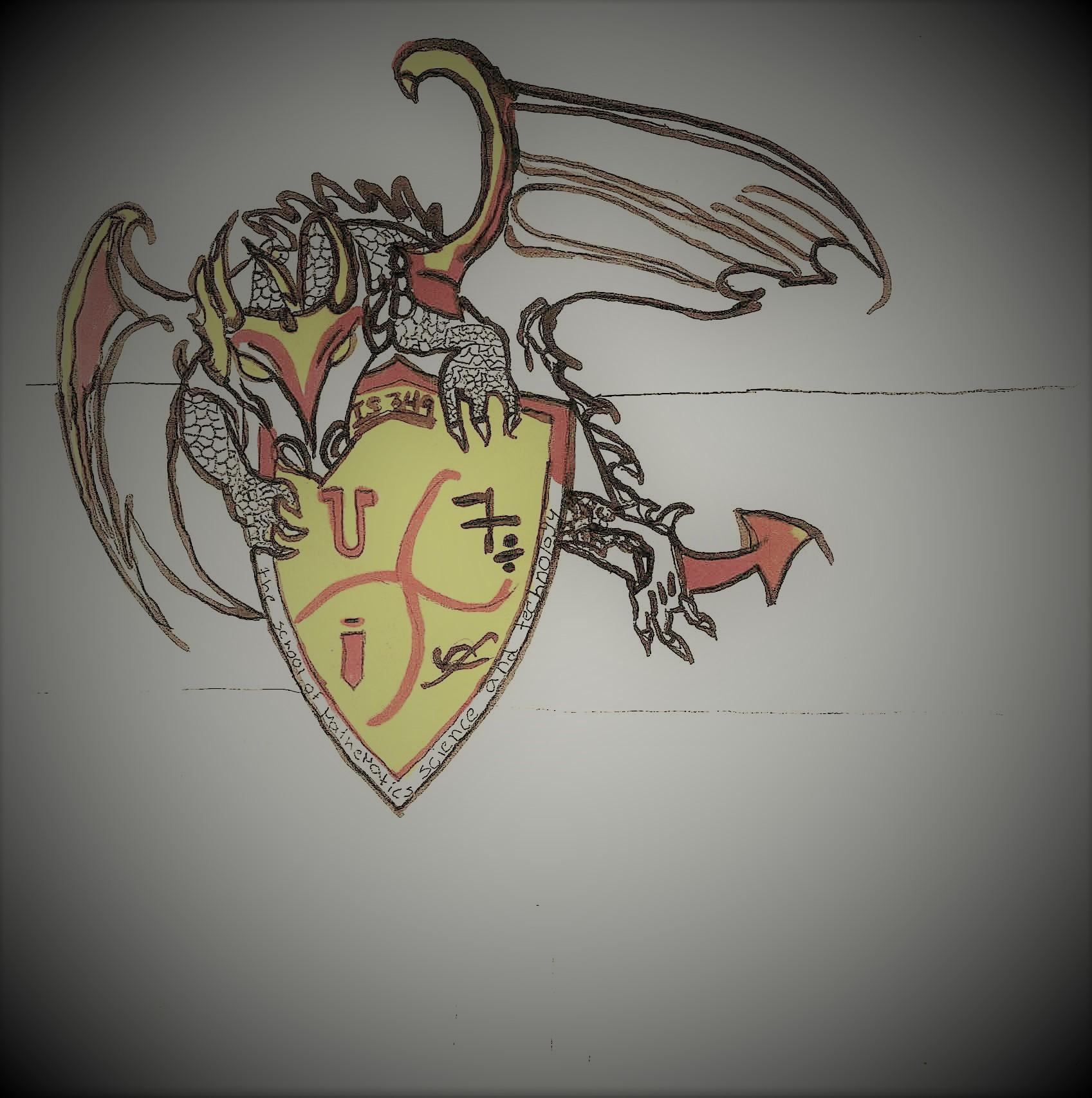 School Logo Re-designed