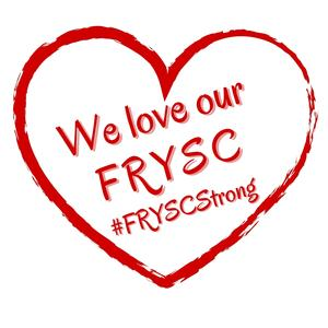 #FRYSCStrong We Love Our FRYSC Heart Surround