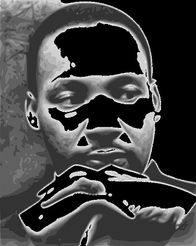Photo of MLK Jr.