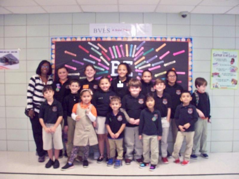 BVES February Students of the Month Thumbnail Image