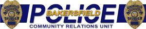 Bakersfield Police Department Community Service Logo