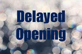 delayed opening graphic