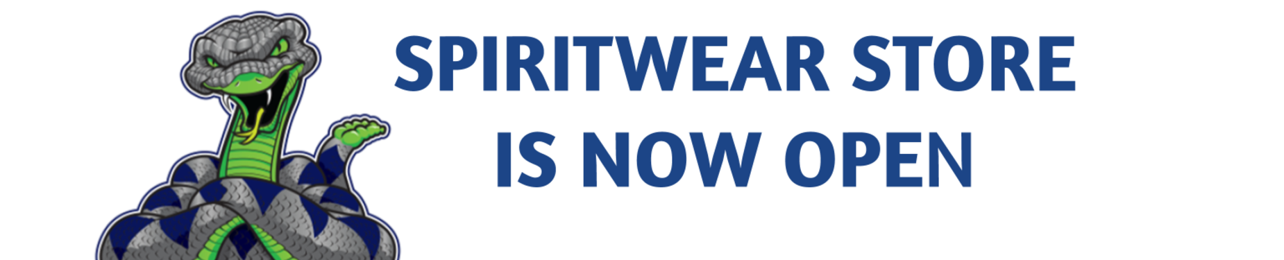 Spiritwear Store Open