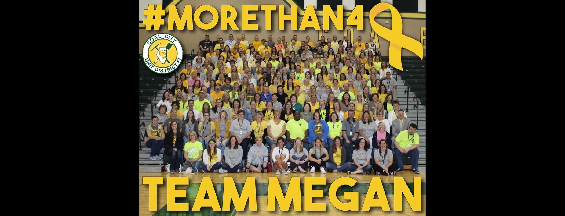 Team Megan!