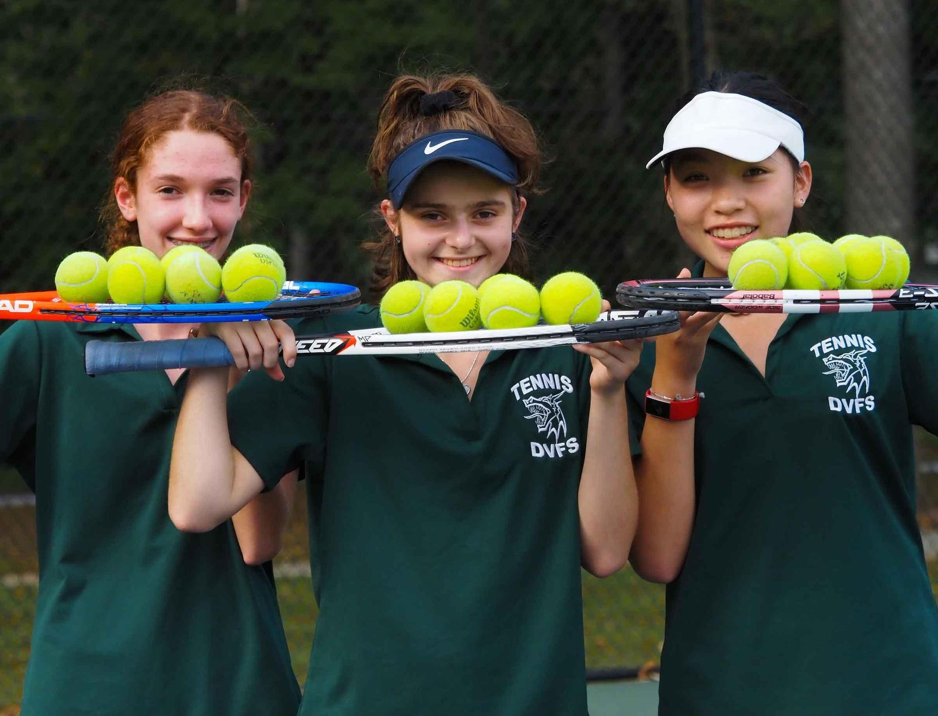 Girls Fall Tennis