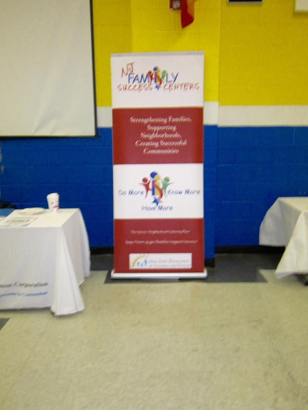 palisades center for families banner