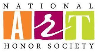 Art Honor Society Logo
