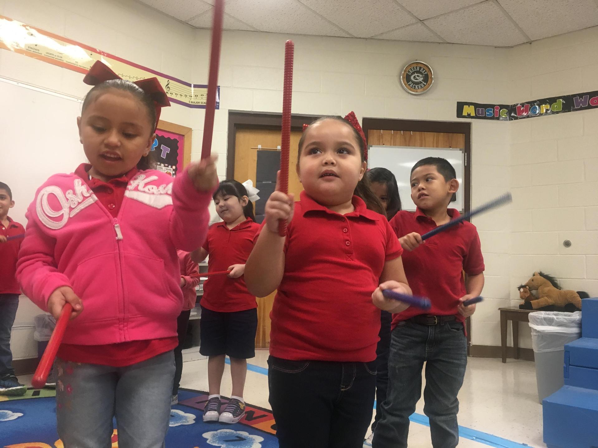 Kinder Music Class