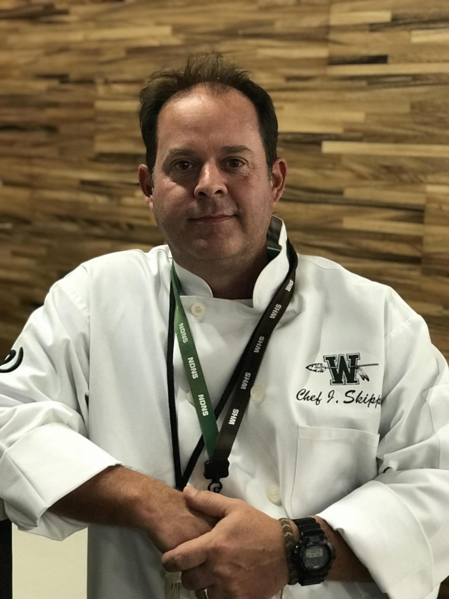 Chef Joel Skipper headshot
