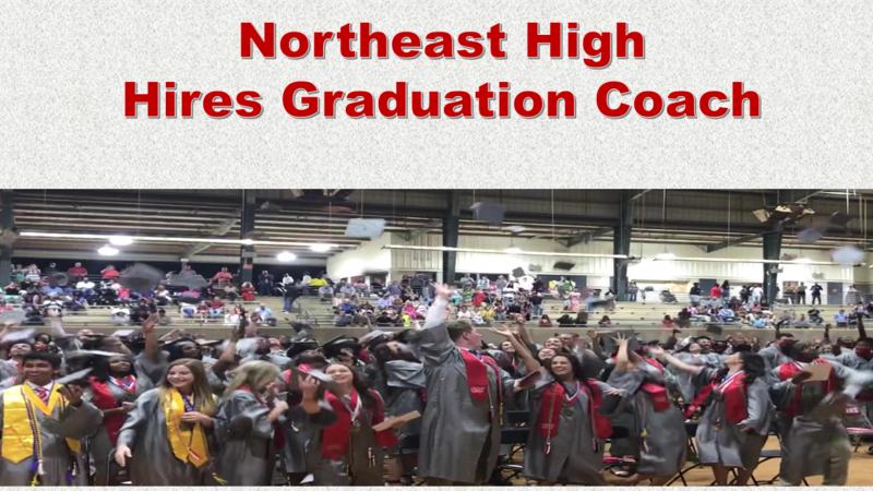 Northeast High Hires Graduation Coach