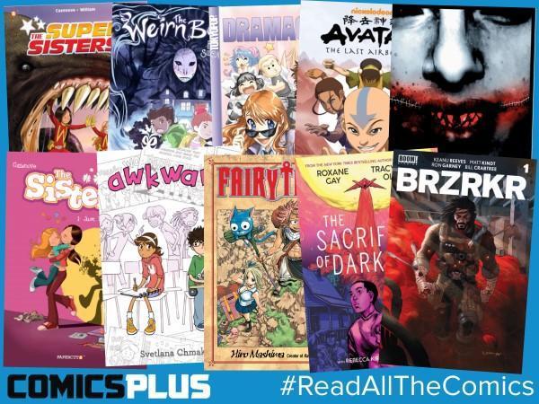 comics+1