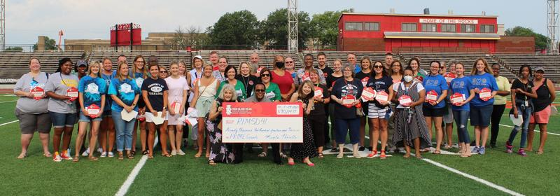 RIMSD#41 Awarded with $90,000 in Grants Featured Photo