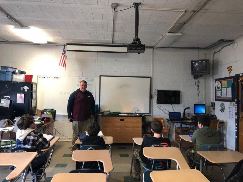 Mr. Eric Roy's Mars presentation
